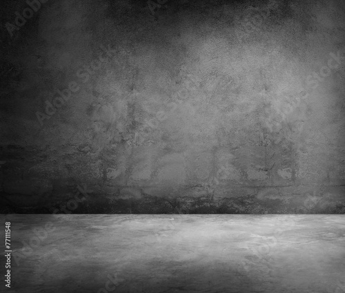 Grunge Concrete Material Background Texture Wall Concept - 77111548