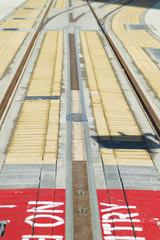 Dubai railway line