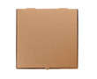 Brown Pizza Box - 77118198