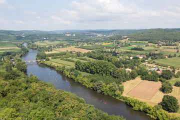 Kayaking the Dordogne