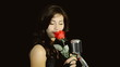 Music woman singer rose reject