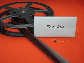 Movie awards - best actor