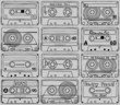 Cassettes. Textures. Part_02 - 77121982