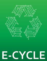 E-Cycle electronics recycling