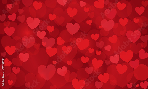 Zdjęcia na płótnie, fototapety, obrazy : heart, vector background