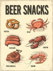 Beer Snacks