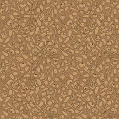veggies seamless pattern