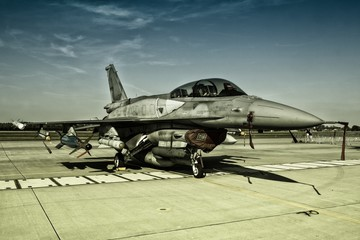 military aircraft, fighter jet