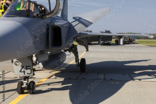 military aircraft, fighter jet - 77134774