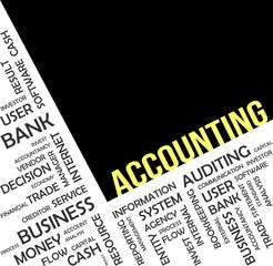 word cloud - accounting