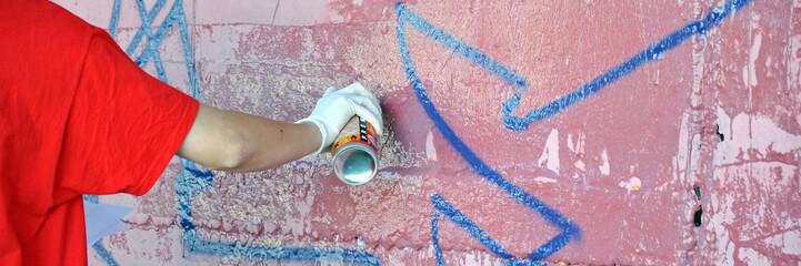 graffiti, sprayer, vandalismus