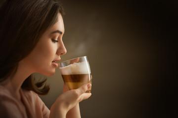 aromatic coffee