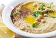Hummus. New version.