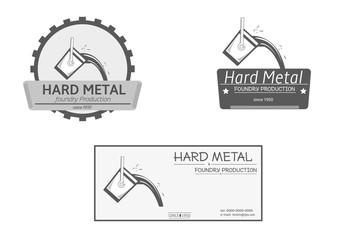 Foundry Production Logo