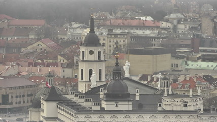 Vilnius. View from Mount of Three Crosses, 8.mov