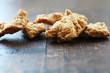 Sojamedallions, Sojagranulat - Eiweißhaltiges Pflanzenprodukt aus Soja - vegan
