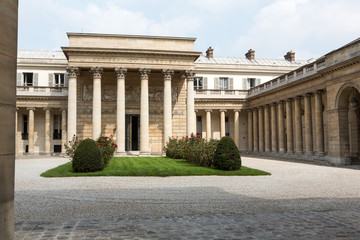 Paris - the National Museum of the Legion of Honour