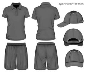 Men sport clothes