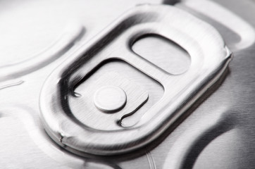 Closed beer can