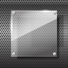 Chrome black and grey background texture 003