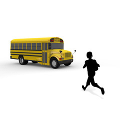 Attend school / Student