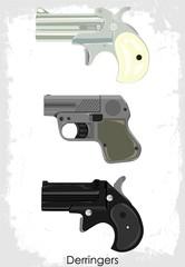 Guns - Derringers