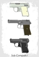 Guns - Sub Compacts