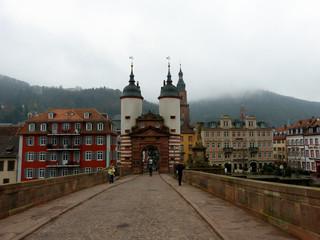 Heidelberg: Alte Brücke 2