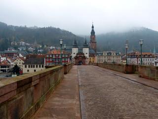 Heidelberg: Alte Brücke 1