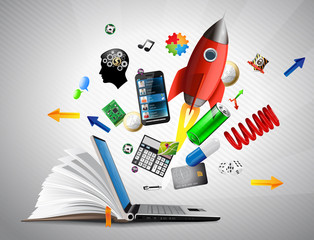 Knowledge base - e-learning possibilities, online shopping