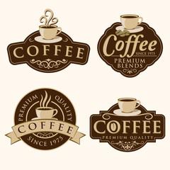 Coffee Badge & Label