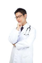考える/医者