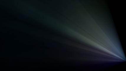rayos de proyección