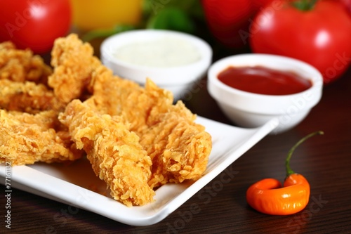 Chicken nuggets - 77161132