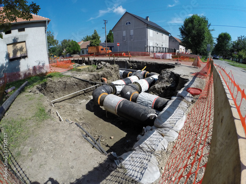 District Heating Pipes - 77161707