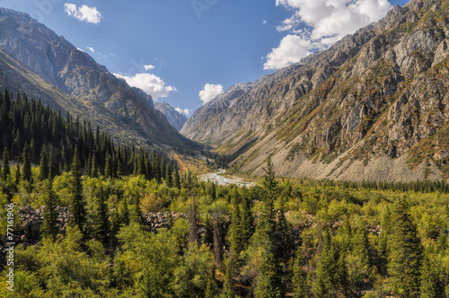 Ala Archa in Kyrgyzstan - 77161906