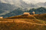 Settlement in Nagaland, India