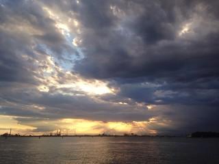 il cielo di venezia
