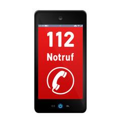 hb18 HeartbeatBanner - Smartphone Notruf 112 - V18 - g3085