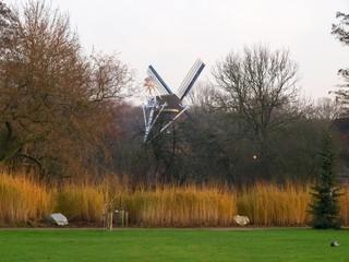 Bad Zwischenahn, windmill in the open-air museum