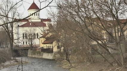 Lithuania, Vilnius, Uzupis_7.mov