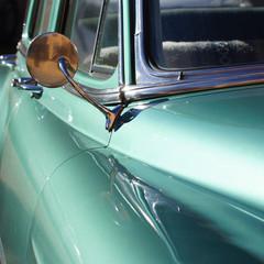 Classic Car, Detail © Dirk70