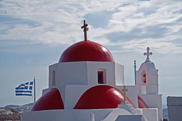 griechisch orthodoxe Kapelle