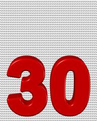 kırmızı renkli %30