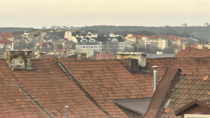 Vilnius. Roofs of Old Town_3.mov
