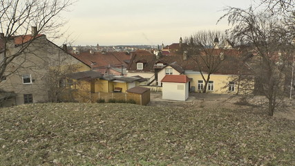 Vilnius. Roofs of Old Town