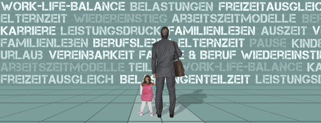 Vereinbarkeit Beruf und Familie