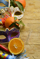 Carnival Karneval Fastnacht und Fasching Carnevale
