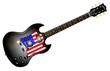 Patriotic Guitar