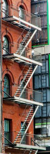 Fototapeta Building, New York